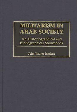 Militarism In Arab Society