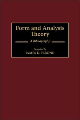 Form And Analysis Theory