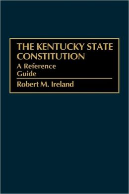 Kentucky State Constitution