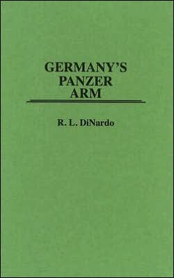 Germany's Panzer Arm