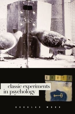 Classic Experiments In Psychology