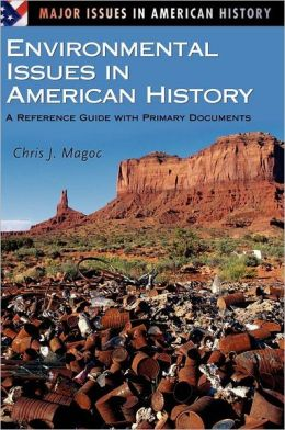 Environmental Issues In American History