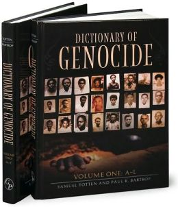 Dictionary of Genocide [Two Volumes] [2 volumes]