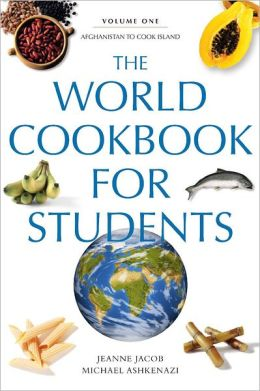 The World Cookbook For Students [Five Volumes]
