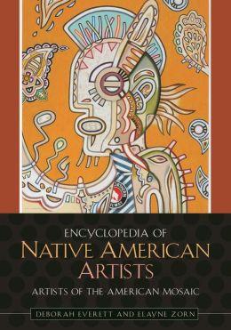 Encyclopedia of Native American Artists