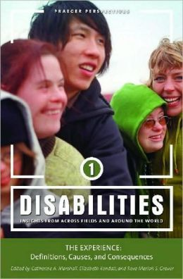 Disabilities: Insights from across Fields and around the World