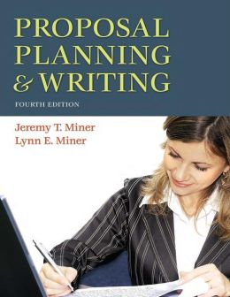 Proposal Planning & Writing