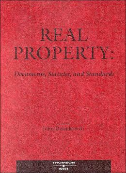Real Property:Documents, Statutes, and Standards