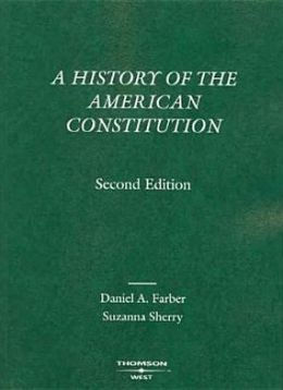 A\History of the American Constitution 2005