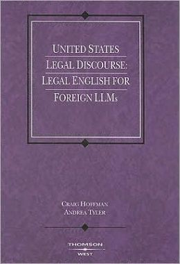 United States Legal Discourse:Legal English for Foreign LLMs