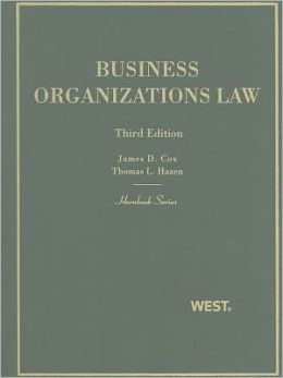 Business Organizations Law