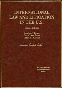 International Law and Litigation in the U.S
