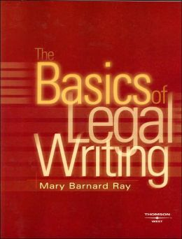 Ray's:The Basics of Legal Writing