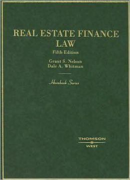 Real Estate Finance Law