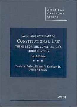 Constitutional Law:Themes for the Constitution's Third Century