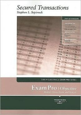 Exam Pro on Secured Transactions