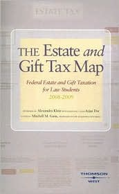 The\Estate and Gift Tax Map:Federal Estate and Gift Taxation for Law Students