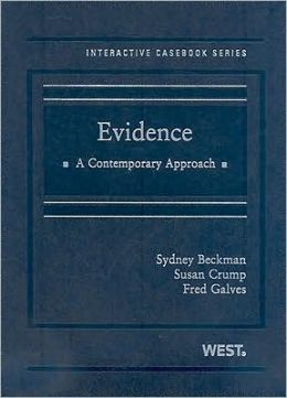 Evidence:A Contemporary Approach