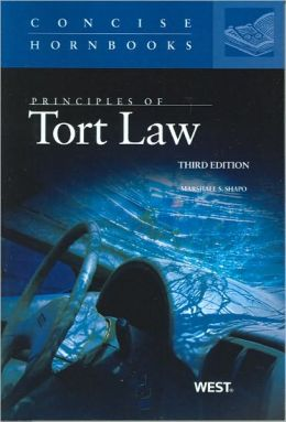 Principles of Tort Law, 3D