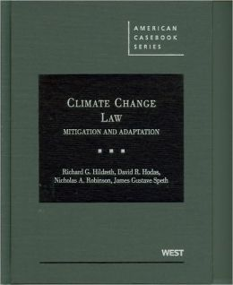 Climate Change Law:Mitigation and Adaptation