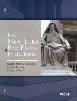 The\New York Bar Exam by the Issue