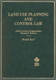 Hornbook on Land Use Planning and Control Law