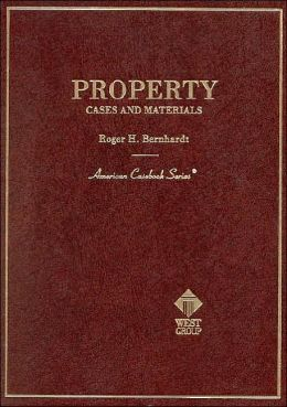 Property, Cases and Materials