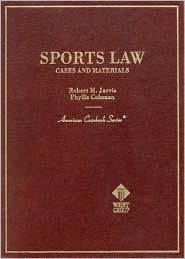 Sports Law:Cases and Materials