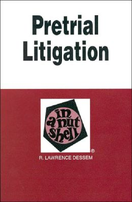 Pretrial Litigation