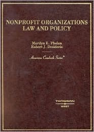 Nonprofit Organizations Law and Policy