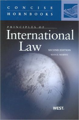 Principles of International Law, 2d (Concise Hornbook Series):Concise (Hornbook)