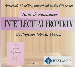 Thomas' Sum and Substance Audio Set on Intellectual Property