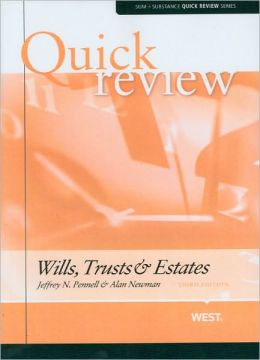 Wills, Trusts and Estates