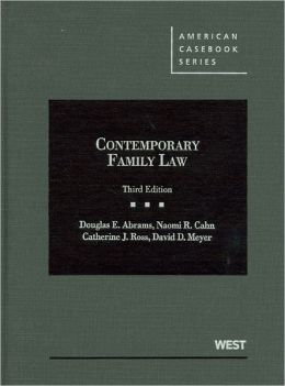 Contemporary Family Law, 3D
