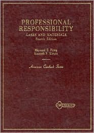 Cases on Professional Responsibility