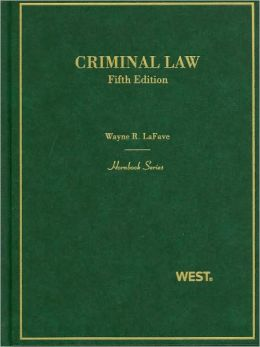 Criminal Law, 5th