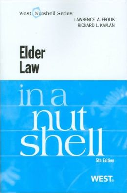 Elder Law in a Nutshell, 5th