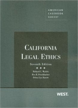 Wydick, Perschbacher and Bassett's California Legal Ethics
