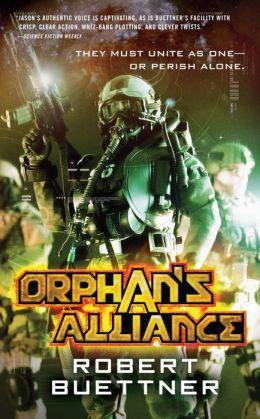 Orphan's Alliance (Jason Wander Series #4)