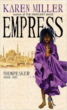 Empress (Godspeaker Series #1)