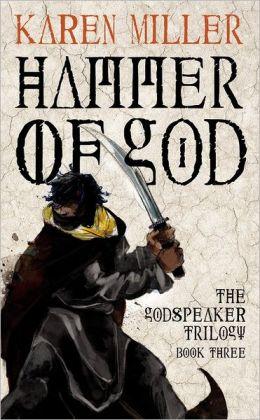 Hammer of God (Godspeaker Series #3)