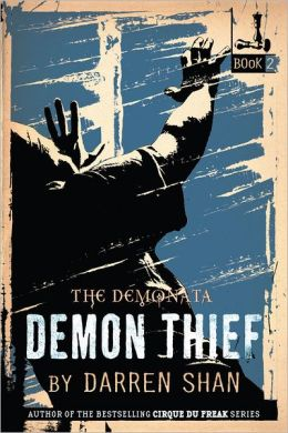 Demon Thief (Demonata Series #2)