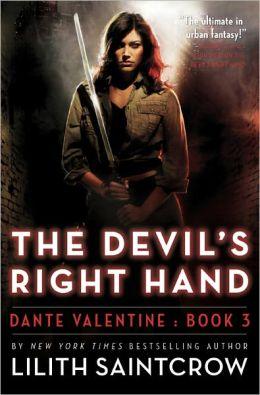The Devil's Right Hand (Dante Valentine Series #3)