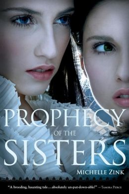 Prophecy of the Sisters (Prophecy of the Sisters Series #1)