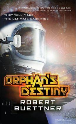 Orphan's Destiny (Jason Wander Series #2)