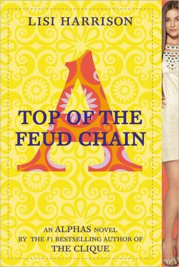 Top of the Feud Chain (Alphas Series #4)