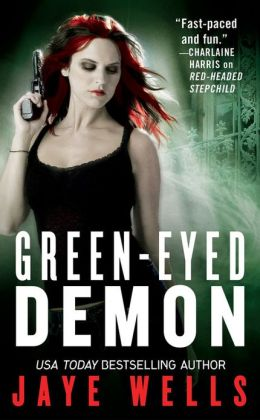 Green-Eyed Demon (Sabina Kane Series #3)