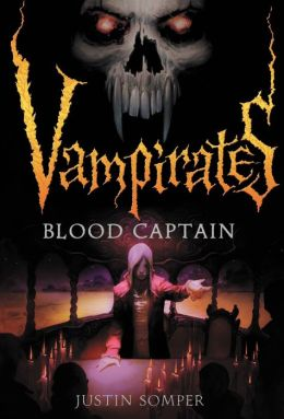 Blood Captain (Vampirates Series #3)