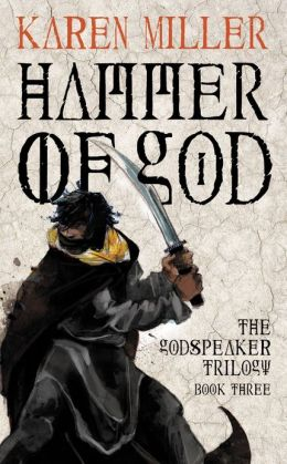 Hammer of God (Godspeaker Series #3)