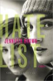Book Cover Image. Title: Hate List, Author: Jennifer Brown